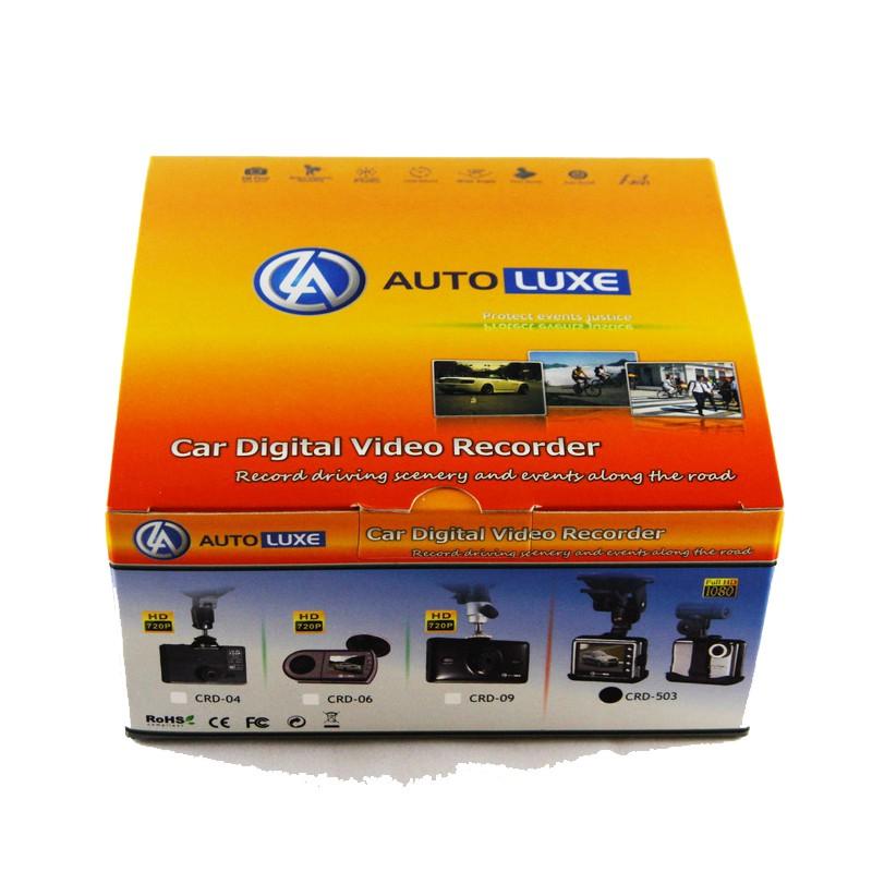 Видеорегистратор Autoluxe 64690 - фото 3